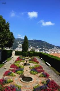 Nice-les-jardins-du-monastere-de-Cimiez