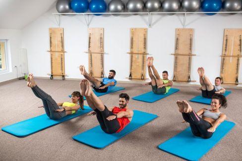 Pilates the hundreds exercices