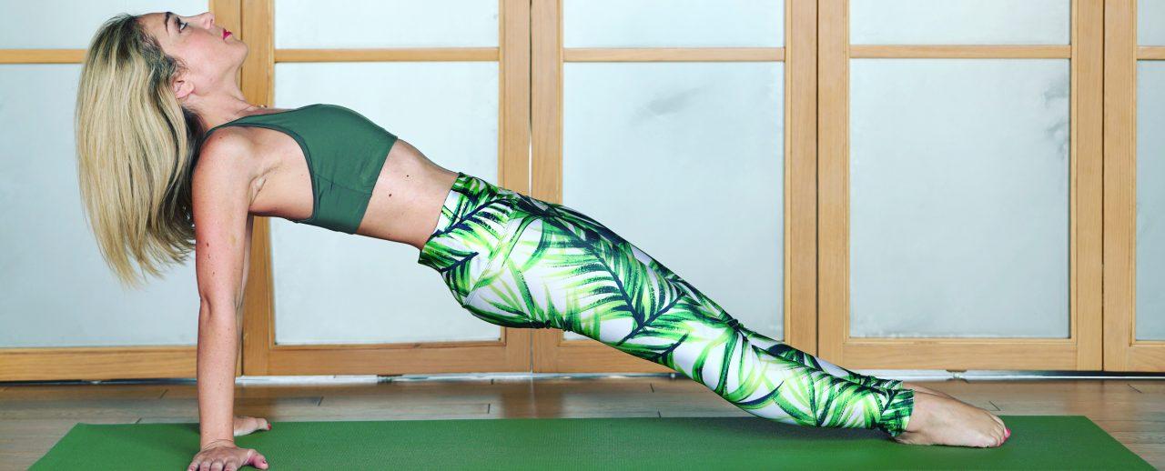 "Geraldine Chelma, alias ""Jey"" : pilates instructor in Shangai, Thailand and France."